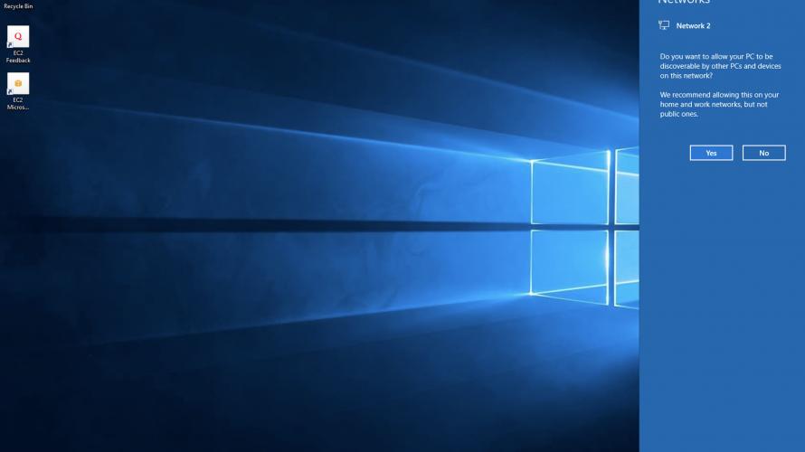 AWS EC2インスタンス Windows Server2019を作成してMacから接続